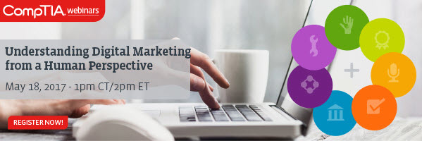 Webinar: Understanding Digital Marketing from a Human Perspective