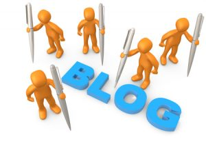 get employees to become bloggers