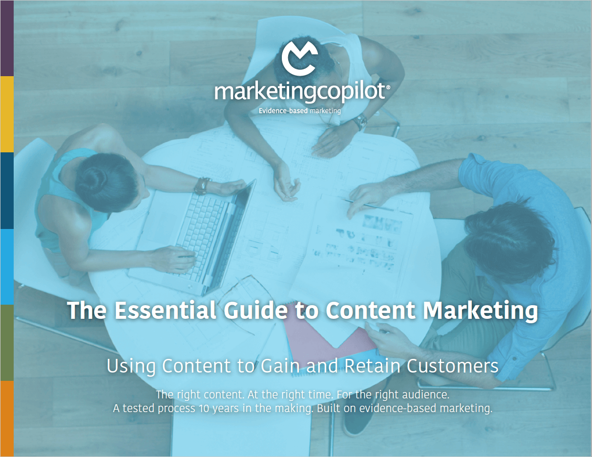 the essential guide to content marketing