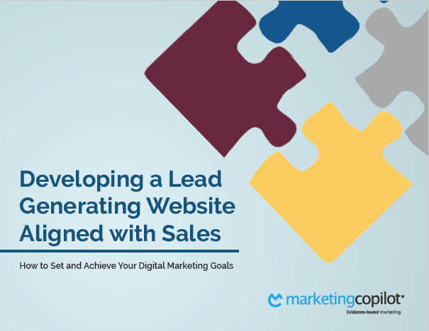 developing a lead generating website
