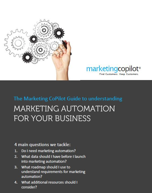 Are you ready for marketing automation in your business?