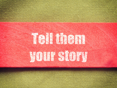 Content Marketing = Storytelling. Your Employees May Be Your Best Storytellers.