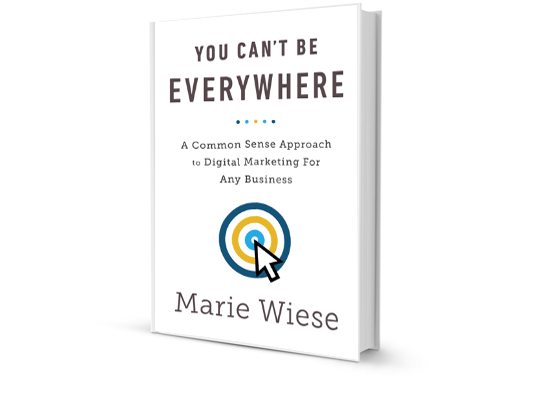 digital marketing book you can't be everywhere