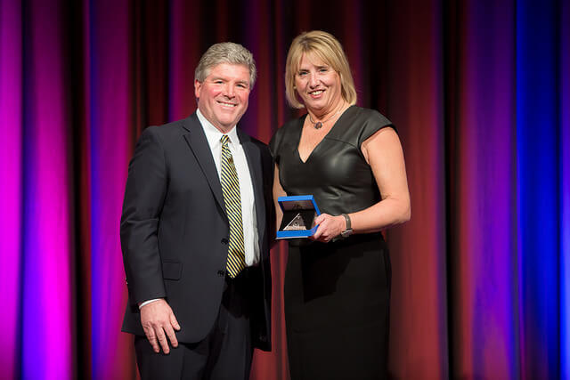 Marie Wiese wins Stevie® Award in 2016 Stevie Awards for Women in Business