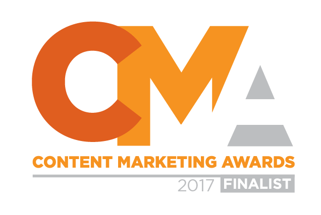 Marketing CoPilot is honored to be a finalist in the 2017 Content Marketing Awards