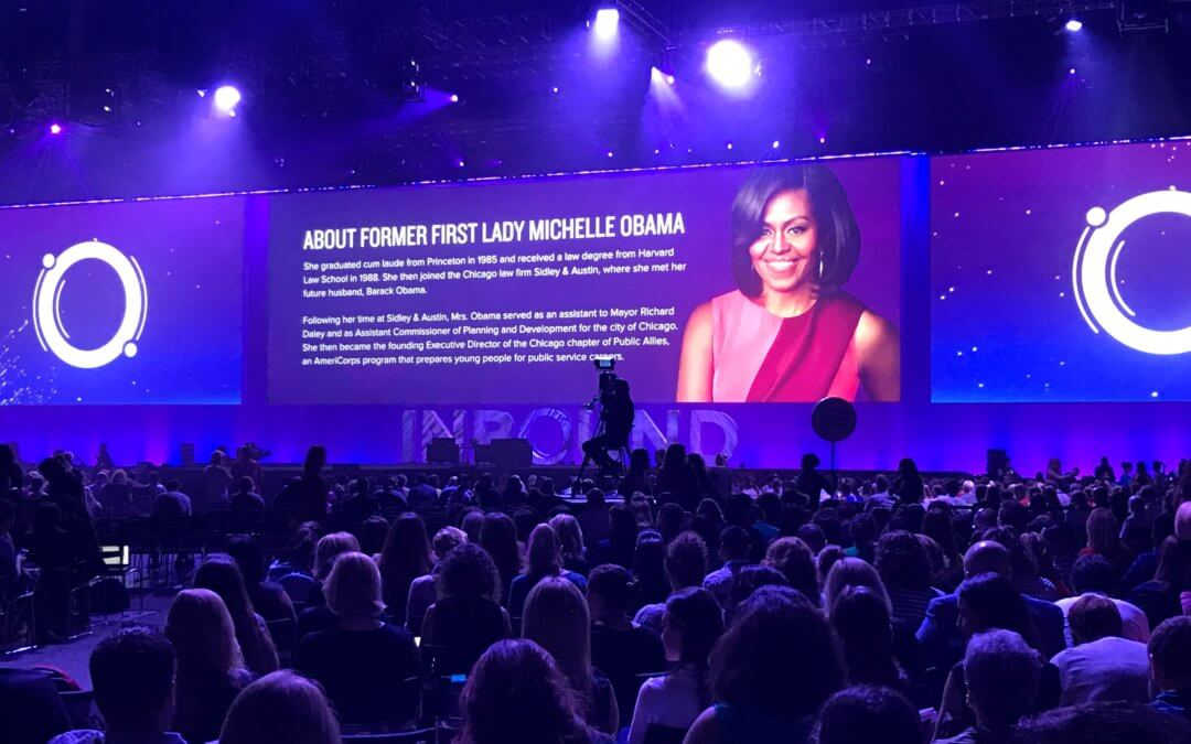 3 Really cool things we learned at Inbound 2017