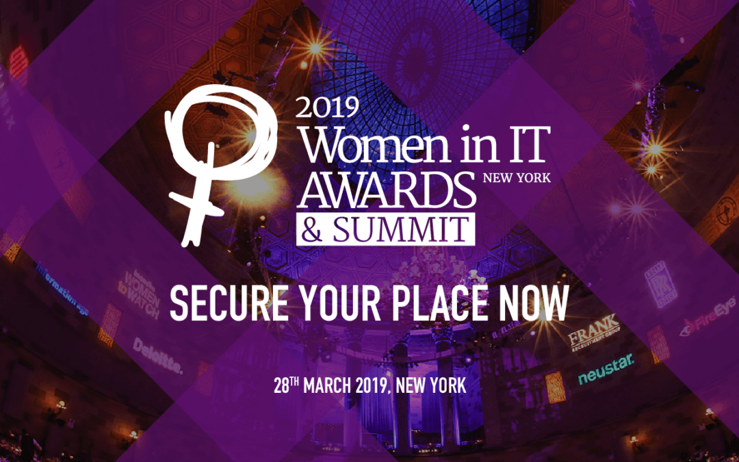 Women in IT 2019 New York Summit Launch