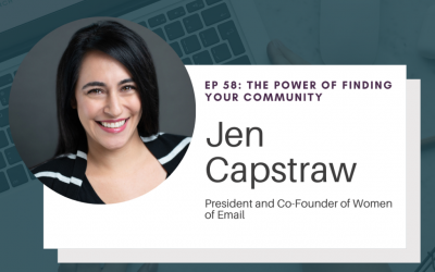 Women Talk Tech Episode 58: The Power of Finding Your Community