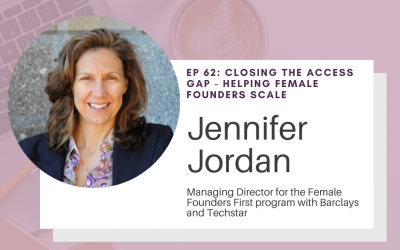 Women Talk Tech Episode 62: Closing the Access Gap – Helping Female Founders Scale